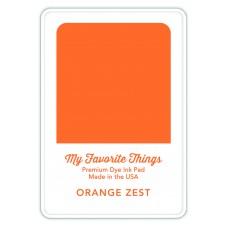 My Favorite Things - Premium Dye Ink Pad Orange Zest