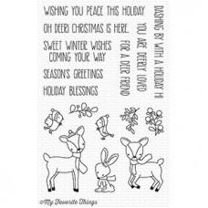 My Favorite Things - Dashing Deer Bundle (stamp and dies)