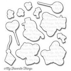 My Favorite Things - Adorable Elephants Die-namics