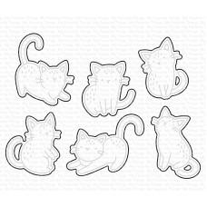 My Favorite Things - Mini Meows Die-namics