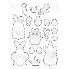 My Favorite Things - Spring Gnomes Die-namics
