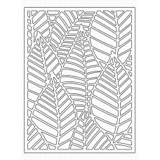 My Favorite Things - Leafy Layer Cover-Up Die-namics