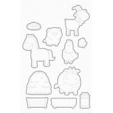 My Favorite Things - The Whole Herd Die-namics