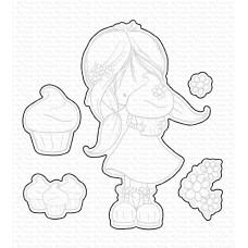 My Favorite Things - Cupcake Cutie Die-namics