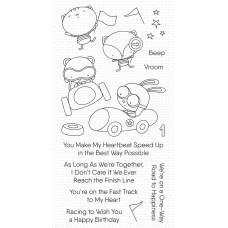 My Favorite Things - Fast-Track Friends Bundle (stamp and dies)
