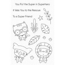 My Favorite Things - Super Friend Bundle (stamp and dies)