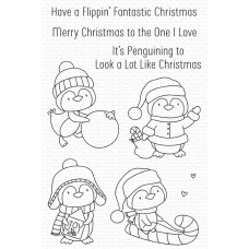My Favorite Things - It's Penguining to Look a Lot Like Christmas