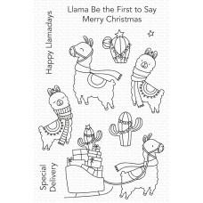 My Favorite Things - Happy Llamadays