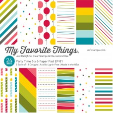 My Favorite Things - Party Time Paper Pad