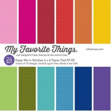 My Favorite Things - Keep Me in Stitches Paper Pad