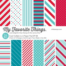 My Favorite Things - Cool Collab Paper Pad