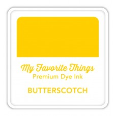 My Favorite Things - Premium Dye Ink Cube Butterscotch