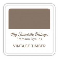 My Favorite Things - Premium Dye Ink Cube Vintage Timber