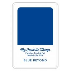 My Favorite Things - Premium Dye Ink Pad Blue Beyond