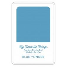 My Favorite Things - Premium Dye Ink Pad Blue Yonder