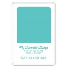 My Favorite Things - Premium Dye Ink Pad Caribbean Sea