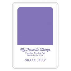 My Favorite Things - Premium Dye Ink Pad Grape Jelly