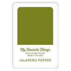 My Favorite Things - Premium Dye Ink Pad Jalapeño Popper