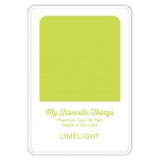 My Favorite Things - Premium Dye Ink Pad Limelight