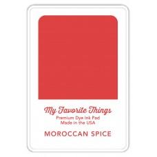 My Favorite Things - Premium Dye Ink Pad Moroccan Spice
