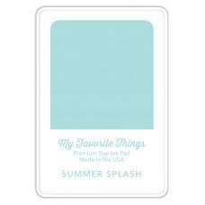 My Favorite Things - Premium Dye Ink Pad Summer Splash