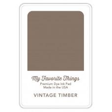 My Favorite Things - Premium Dye Ink Pad Vintage Timber