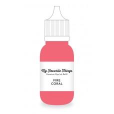 My Favorite Things - Premium Dye Refill - Fire Coral