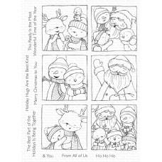 My Favorite Things - Selfies with Santa