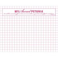 My Sweet Petunia - Mini MISTI Mouse Pad