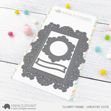 Mama Elephant - Flurry Frame Creative Cuts