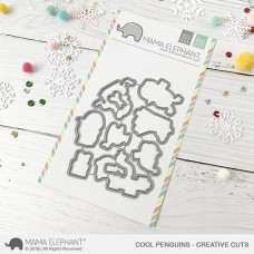 Mama Elephant - Cool Penguins Creative Cuts