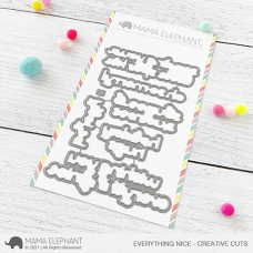 Mama Elephant - Everything Nice Creative Cuts