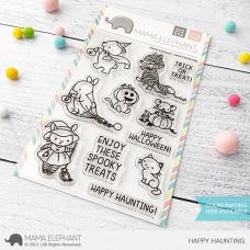 Mama Elephant - Happy Haunting