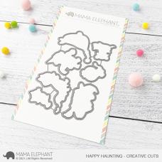 Mama Elephant - Happy Haunting Creative Cuts