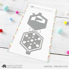 Mama Elephant - Hexatag Creative Cuts