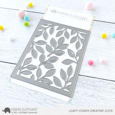 Mama Elephant - Leafy Cover Creative Cuts