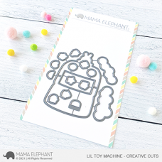 Mama Elephant - Lil Toy Machine Creative Cuts