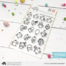 Mama Elephant - Little Chickie Agenda