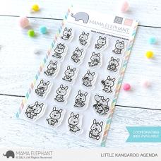 Mama Elephant - Little Kangaroo Agenda