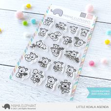 Mama Elephant - Little Koala Agenda
