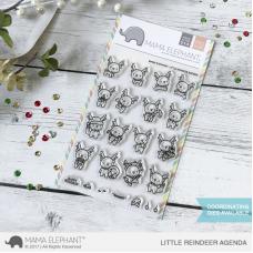 Mama Elephant - Little Reindeer Agenda
