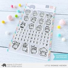 Mama Elephant - Little Signage Agenda