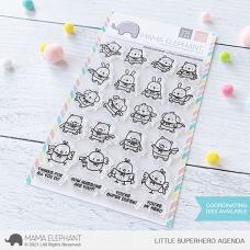 Mama Elephant - Little Superhero Agenda