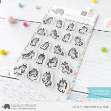 Mama Elephant - Little Unicorn Agenda