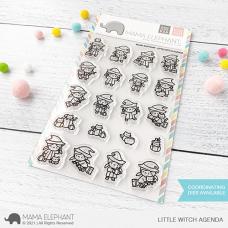 Mama Elephant - Little Witch Agenda