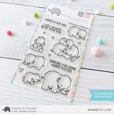 Mama Elephant - Mammoth Love