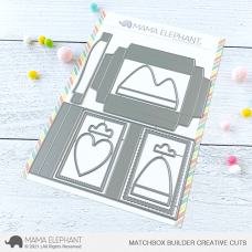 Mama Elephant - Matchbox Builder Creative Cuts