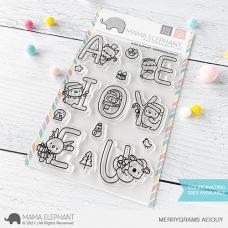 Mama Elephant - Merrygrams AEIOUY