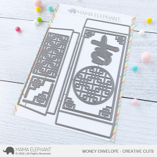 Mama Elephant - Money Envelope Creative Cuts