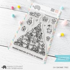 Mama Elephant - Oh Gnomie Tree